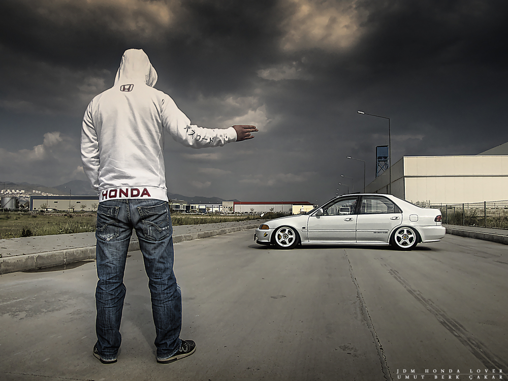 JDM Honda Lover By Berk007