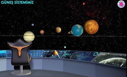 Fen ve Teknoloji 7 - Gunes Sistemi - Ogrenme Nesne