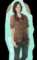 Fem!Sam Winchester by L-a-m-o-N