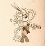 Steampony5- Trixie