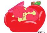 apple bloom sleeps