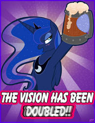 The Vision has been doubled! by bunnimation