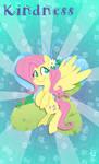 Fluttershy: Kindness