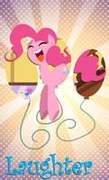 pinkie pie: Laughter