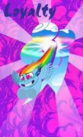 Rainbow Dash: Loyalty