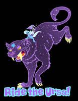 +Ride the Ursa! by bunnimation