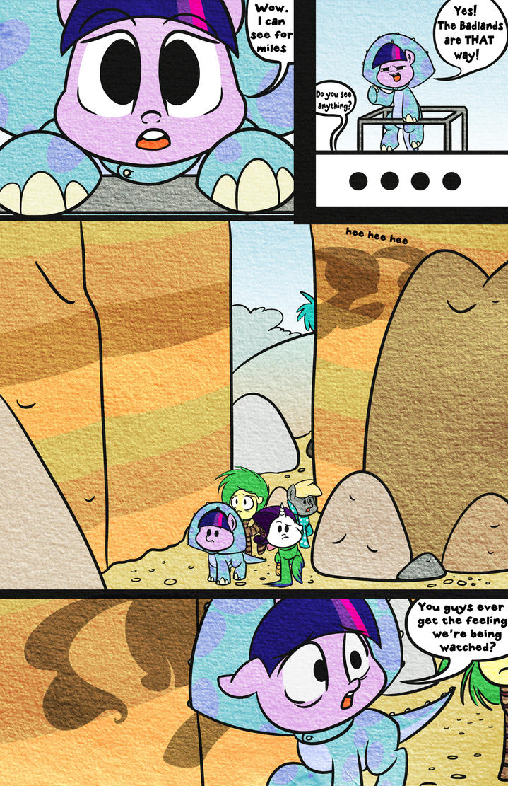 Ask Twiceratops- 11 by bunnimation