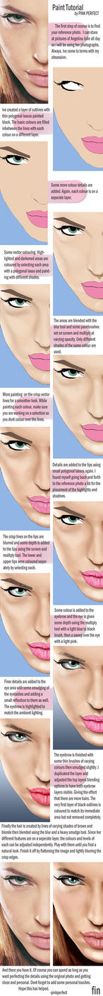 Painting Faces Tutorial