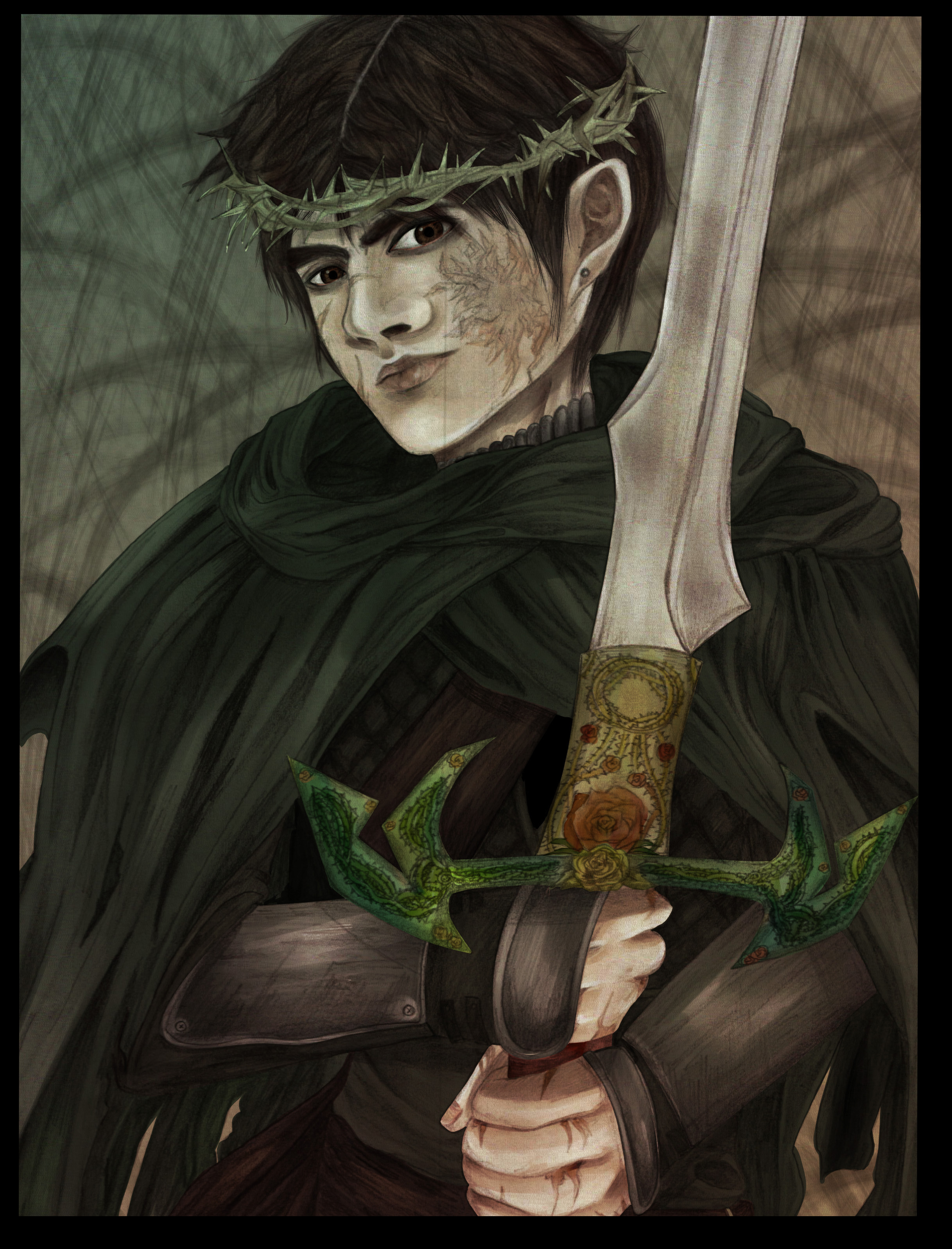 Prince Honorous Jorg Ancrath