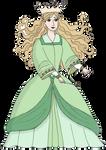 The beautiful Enchantress -- Disney Collab