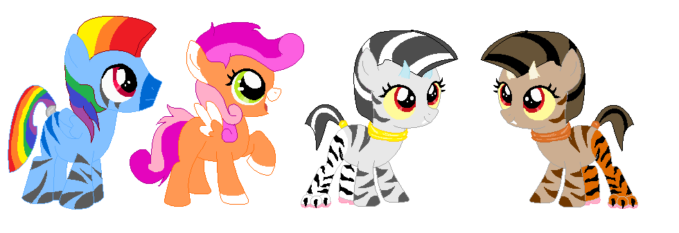 Mixed Shipping Adopts (3/4 OPEN) by KnifeofBloodyTears