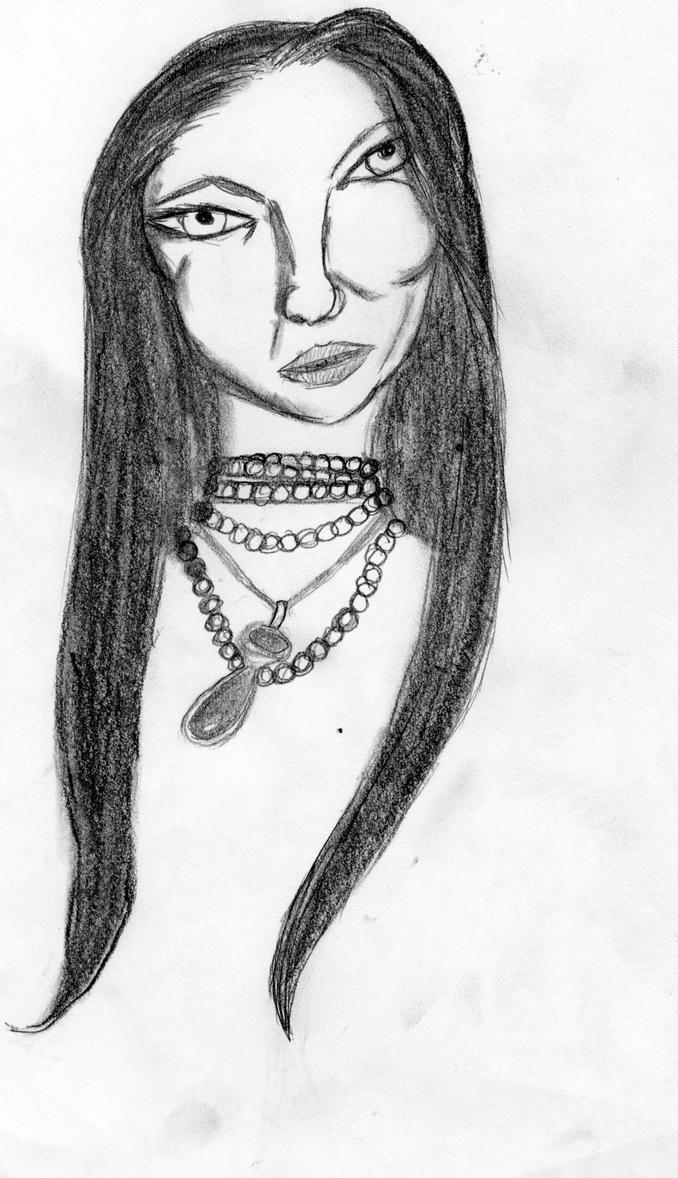 Wendy Beauchamp by ryotigergirl