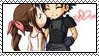 ZackxAerith stamp by Aomibae