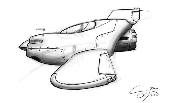 D27 - Concept Ship