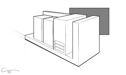 Modular Computer Case