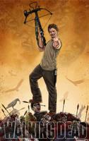 Daryl Dixon...Super badass! by ted1air