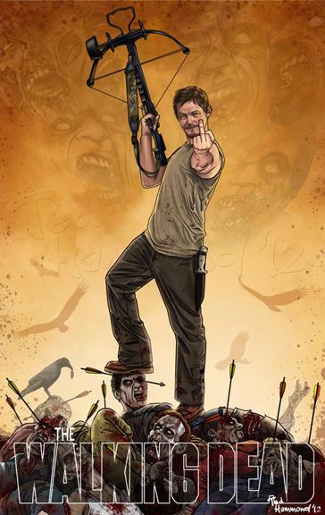 Daryl Dixon...Super badass!