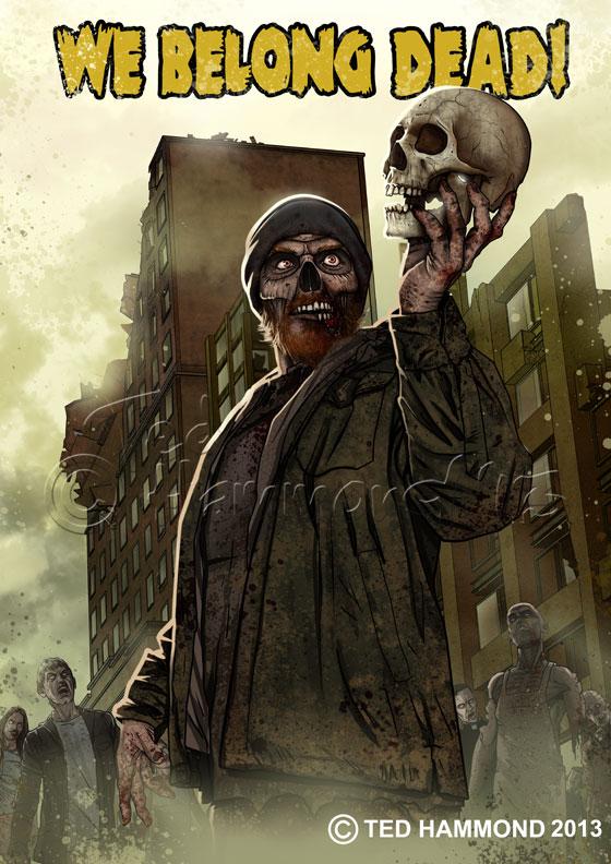 We Belong Dead. by ted1air