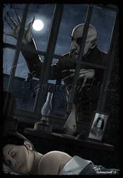 Nosferatu by ted1air