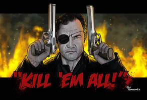 Kill em all! by ted1air