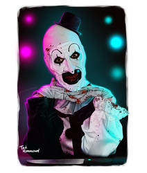 The Terrifier.. by ted1air