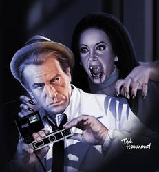 Kolchak the Night Stalker by ted1air