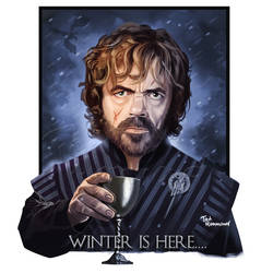 Tyrion by ted1air