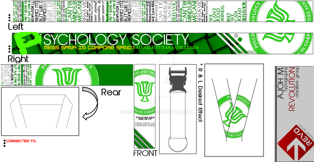 mtc 39 s psychology society lanyard proposal template by ajohajoh on deviantart. Black Bedroom Furniture Sets. Home Design Ideas