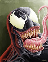 Venom by ShaunStroup