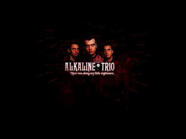 Alkaline Trio wallpaper by cresh0r
