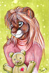 ACEO with Astra