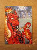 ACEO Dragarta by Suane