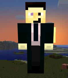 Minecraft Seishirou by BlackSteelSeishirou