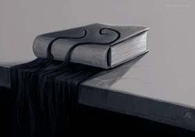 Magic book by ajinak