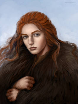 Ygritte - unfinished