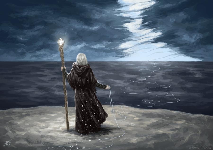 Beyond the edge by ajinak