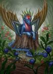 King of berries