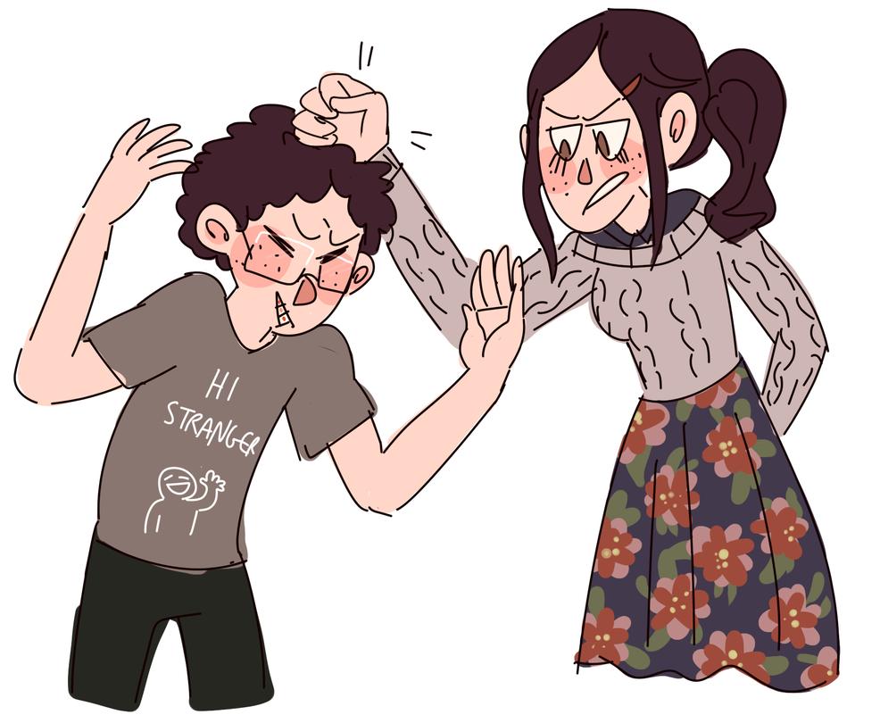 Siblings Love by Paryficama