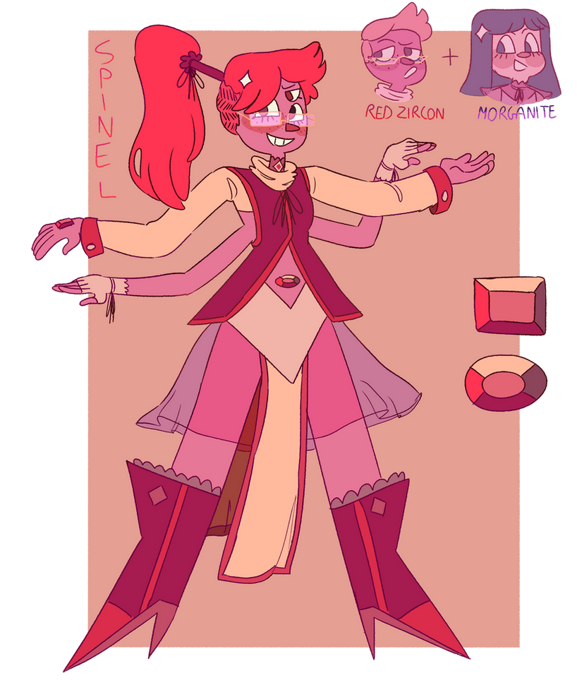 AT|Spinel (Fusion) by Paryficama