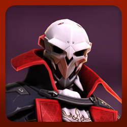 Reaper (Dracula) RELEASE by eddpocalypse