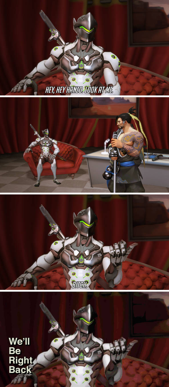 hey hey hanzo look at me