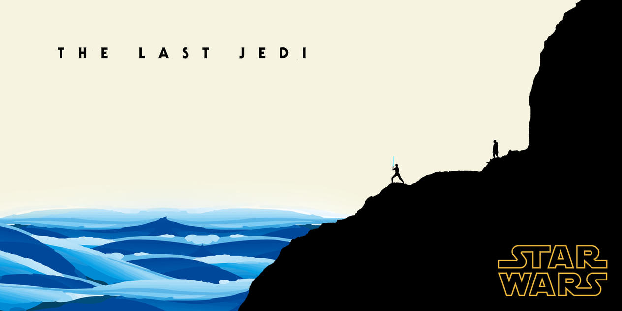 The last jedi by Sayanel-Chariakin