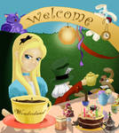 Welcome Wonderland