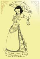 .: DISNEY GIRLS :.Blancanieves by Ksiopeaslight