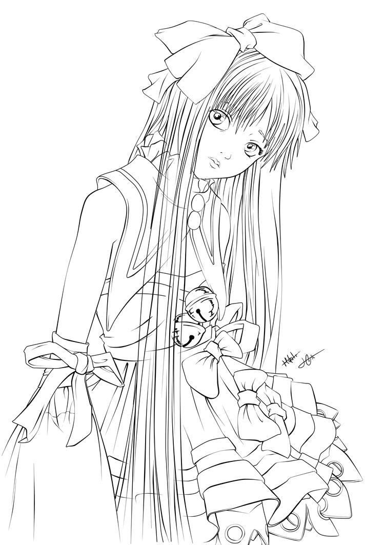 Line Art Ks : Alice lineart by ksiopeaslight on deviantart