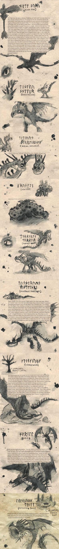 How to Train Your Dragon - my english portfolio