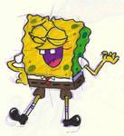 Short Yellow and Spongey