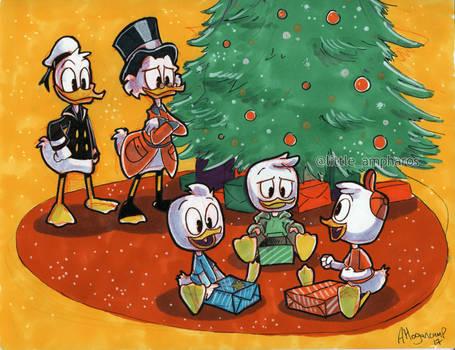 Ducktales Christmas