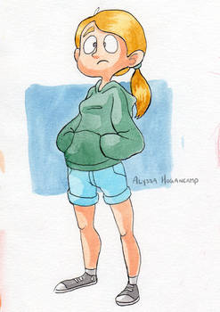 Me in Watercolors
