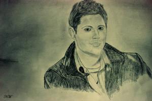 Jensen Ackles by Narek173